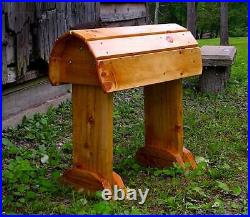 Deluxe Golden Oak Saddle Rack Saddle Stand Solid Wood Heavy Duty