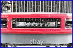 Flood/Spot Beam LED Light Bar with Lower Bumper Bracket, Wire For 08-10 F250 F350