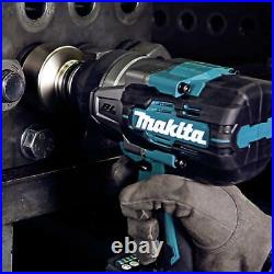 Makita TW001GD10 240v Max XGT Brushless Impact Wrench 3/4 Square Drive +Battery