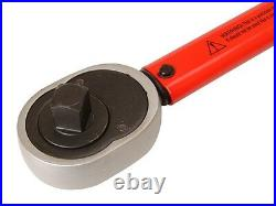 Teng 3492AG-E 90-450NM 3/4 square drive torque wrench in case TEN3492AGE